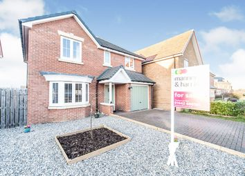 Thumbnail 4 bed detached house for sale in Buckthorn Crescent, Stockton-On-Tees