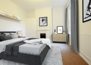 Thumbnail 3 bed flat for sale in Wix's Lane, London
