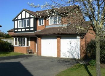 Thumbnail 4 bed flat to rent in Loyd Close, Abingdon