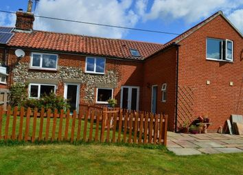 Thumbnail 4 bed semi-detached house to rent in High Street, Marsham, Norwich
