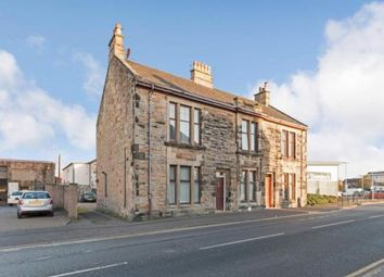 Thumbnail 2 bed flat for sale in East Road, Irvine, North Ayrshire