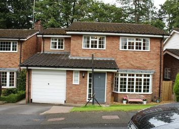 Thumbnail 4 bed detached house for sale in Birch Avenue, Macclesfield