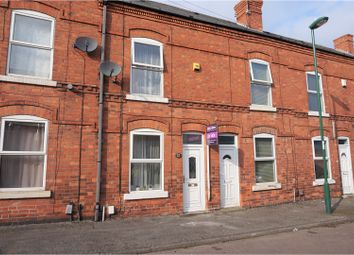 Thumbnail 3 bed terraced house for sale in Eastwood Street, Nottingham