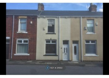 Thumbnail 2 bed terraced house to rent in Rydal Street, Hartlepool