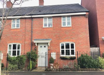 Thumbnail 3 bed terraced house for sale in Oakworth Close, Hadley, Telford