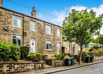 2 bed terraced house for sale in Armitage Road, Milnsbridge, Huddersfield HD3