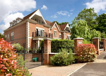 Thumbnail 3 bed flat for sale in Dorchester Mansions, Cross Road, Sunningdale, Berkshire