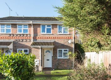 Thumbnail 2 bed end terrace house to rent in Lightwater, Alsford Close