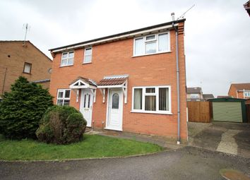 Thumbnail 2 bedroom semi-detached house for sale in Cheltenham Close, Bedworth