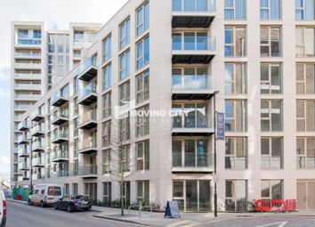 Thumbnail 1 bed flat for sale in Liner House, Royal Wharf, London