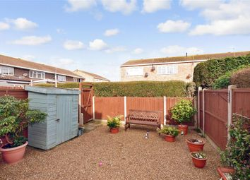 Thumbnail 3 bed terraced house for sale in Sussex Gardens, Rustington, West Sussex