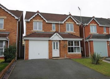 Thumbnail 4 bed detached house for sale in Pulman Close, Redditch, Redditch