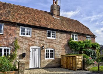 Thumbnail 3 bed cottage for sale in Hall Place Lane, Burchetts Green, Maidenhead
