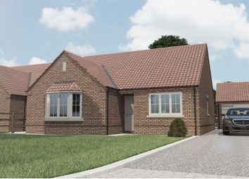 Thumbnail 3 bed detached bungalow for sale in Plot 3 Walcott Grove, Walcott Road, Billinghay, Lincolnshire
