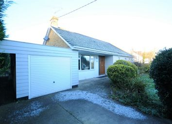 Thumbnail 3 bed detached bungalow for sale in Thornton Road, Little Canfield, Dunmow, Essex