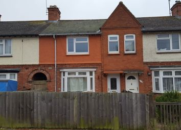 Thumbnail 3 bedroom terraced house to rent in Oval Crescent, Rushden