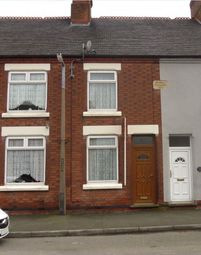 Thumbnail 2 bed terraced house for sale in Main Street, Netherseal, Swadlincote