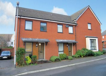 Thumbnail 2 bed semi-detached house to rent in Bartley Wilson Way, Cardiff