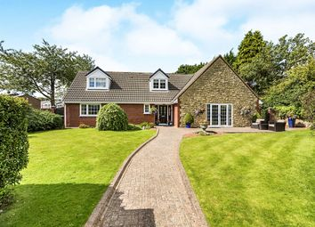 Thumbnail 4 bed detached house for sale in South Leigh, Tanfield Lea, Stanley