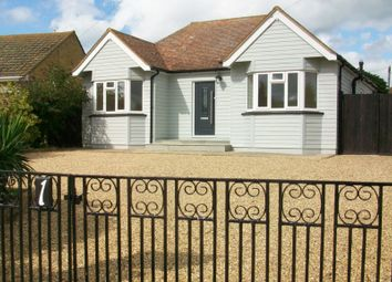 Thumbnail 2 bed bungalow to rent in Whitstable Road, Herne Bay