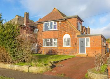 Thumbnail 4 bed detached house for sale in Tattenham Way, Burgh Heath, Tadworth