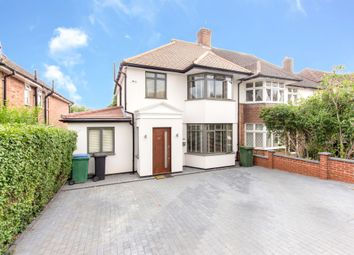Thumbnail 4 bed semi-detached house to rent in Richmond Drive, Watford