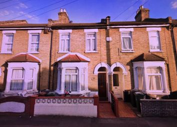 Thumbnail 3 bed terraced house for sale in Ashville Road, Leytonstone