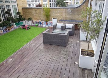 Thumbnail 5 bed town house to rent in Imperial Crescent, Imperial Wharf, Hammersmith