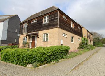 Thumbnail 4 bed detached house for sale in Wraxall Way, Milton Keynes