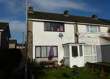 Thumbnail 2 bed semi-detached house to rent in Kipling Road, Caldicot