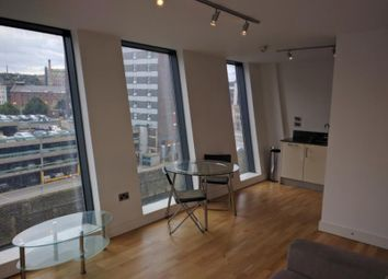 Thumbnail 1 bed flat to rent in Wicker Riverside, 2 North Bank, Sheffield