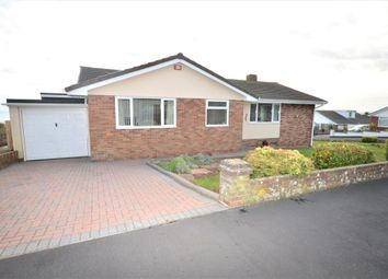 Thumbnail 3 bedroom detached bungalow for sale in Maudlin Drive, Teignmouth, Devon