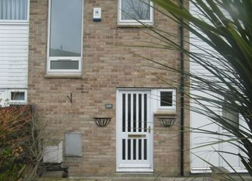 Thumbnail 3 bed terraced house to rent in Ladybower, Newton Aycliffe