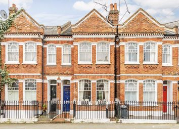3 bed terraced house to rent in Cranbury Road, London SW6