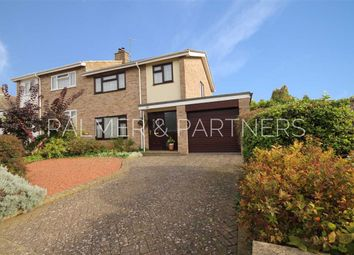 Thumbnail 3 bed semi-detached house for sale in Canterbury Road, Sudbury