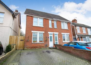 Thumbnail 2 bed semi-detached house for sale in Dawkins Road, Hamworthy, Poole