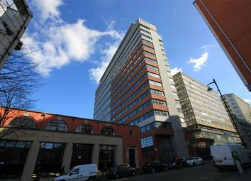 Thumbnail 2 bed flat for sale in Brindley House, Newhall Street, Birmingham City Centre, West Midlands