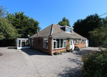 Thumbnail 5 bed detached bungalow for sale in Warden Road, Warden, Sheerness