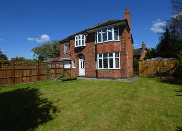 Thumbnail 4 bedroom detached house for sale in Rectory Lane, Breadsall, Derby