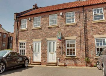 Thumbnail 2 bed terraced house to rent in Barleyholme, Beverley