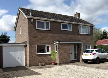 Thumbnail 4 bed detached house for sale in Lincoln Road, Ruskington, Lincolnshire