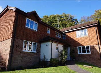 Thumbnail 2 bed flat for sale in The Meadows, Crowborough