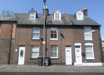 Thumbnail 3 bedroom end terrace house to rent in Old Bedford Road, Luton
