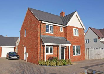 Thumbnail 4 bed detached house to rent in Cedar Close, Didcot