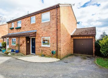 Thumbnail 3 bed semi-detached house for sale in Mount Pleasant, Steeple Claydon, Buckingham