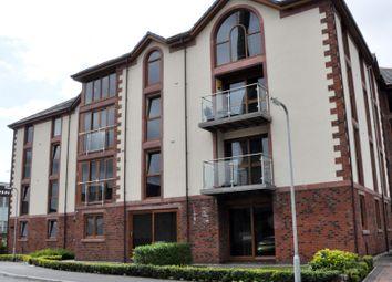 Thumbnail 2 bed flat to rent in John Robert Gardens, Carlisle