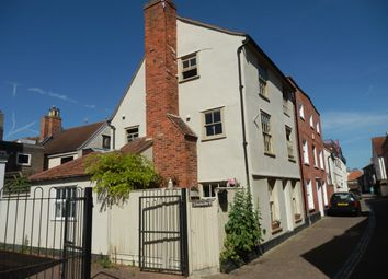 Thumbnail 3 bed town house for sale in Kings Head Street, Harwich
