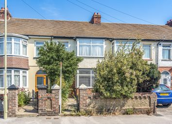 3 bed terraced house for sale in Eastbourne Avenue, Gosport PO12