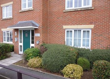 Thumbnail 1 bed flat to rent in Linacre House, Archdale Close, Chesterfield