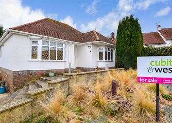 Thumbnail 2 bed detached bungalow for sale in Steep Close, Findon, Worthing, West Sussex